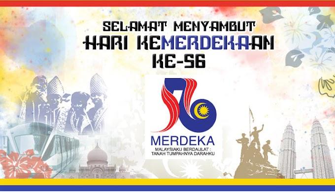 Salam Kemerdekaan 56