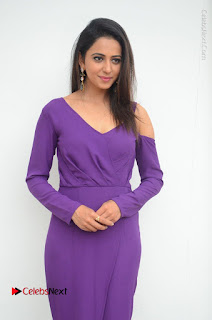 Actress Rakul Preet Singh Latest Stills in Beautiful Long Dress  0048.JPG