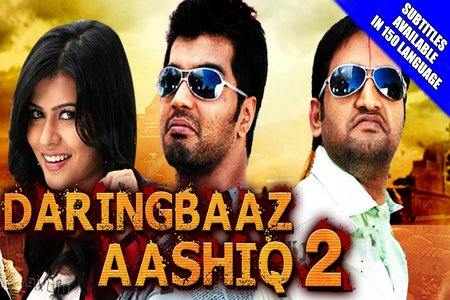Daringbaaz Aashiq 2 2016 Full Movie 350MB Hindi Dubbed HDRip 480p