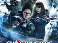 Film Ghostbusters (2016) TS Subtitle Indonesia