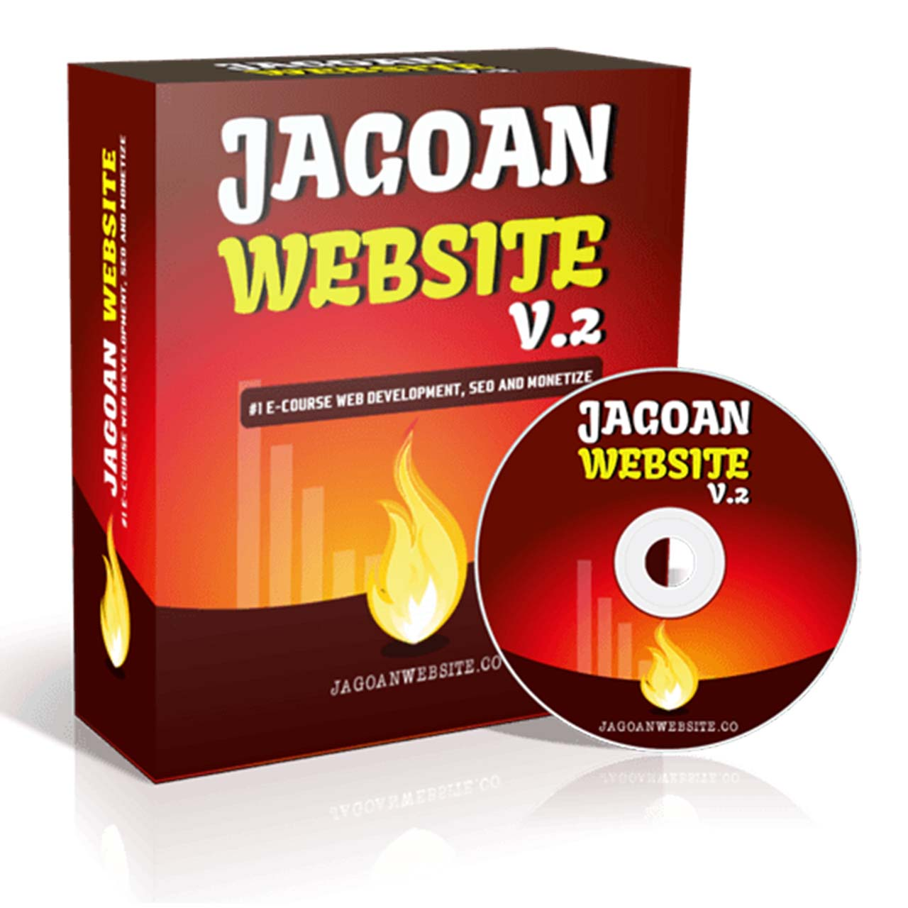 Jagoan Website Paket Gold