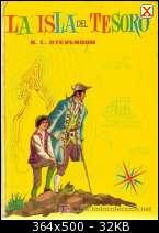 La isla del tesoro – Robert L Stevenson