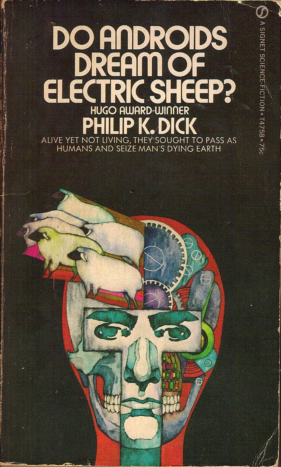 a review of the science fiction novel sheep by philip k dick
