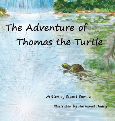 Thomas the Turtle plays with his sister and explores, but eventually his curiosity gets the best of him and he heads to the forbidden region his mother warned him about. Like his father, the water in the forbidden region pulls Thomas away and starts his adventure and his struggle to get back to Placid Lake.
