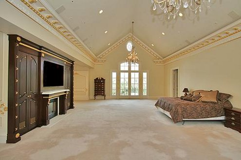 Attrayant Crown Moulding In Bedroom Ideas