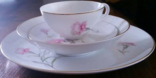 52 Ancestors in 52 Weeks 2018 Edition:  #9 Heirloom -- Grandma Mary Horton's China --How Did I Get Here? My Amazing Genealogy Journey