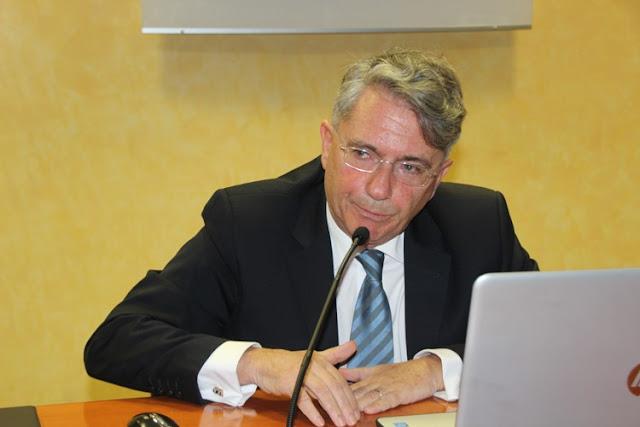Conferencia de Emiliano López Atxurra en la Cámara de Comercio de Bilbao