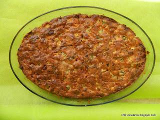 Πανεύκολη Κολοκυθόπιτα - Easy courgette pie