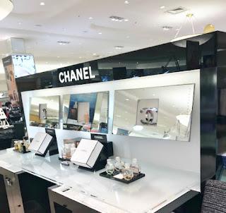 Chanel, Dillard's, Wolfechase Mall