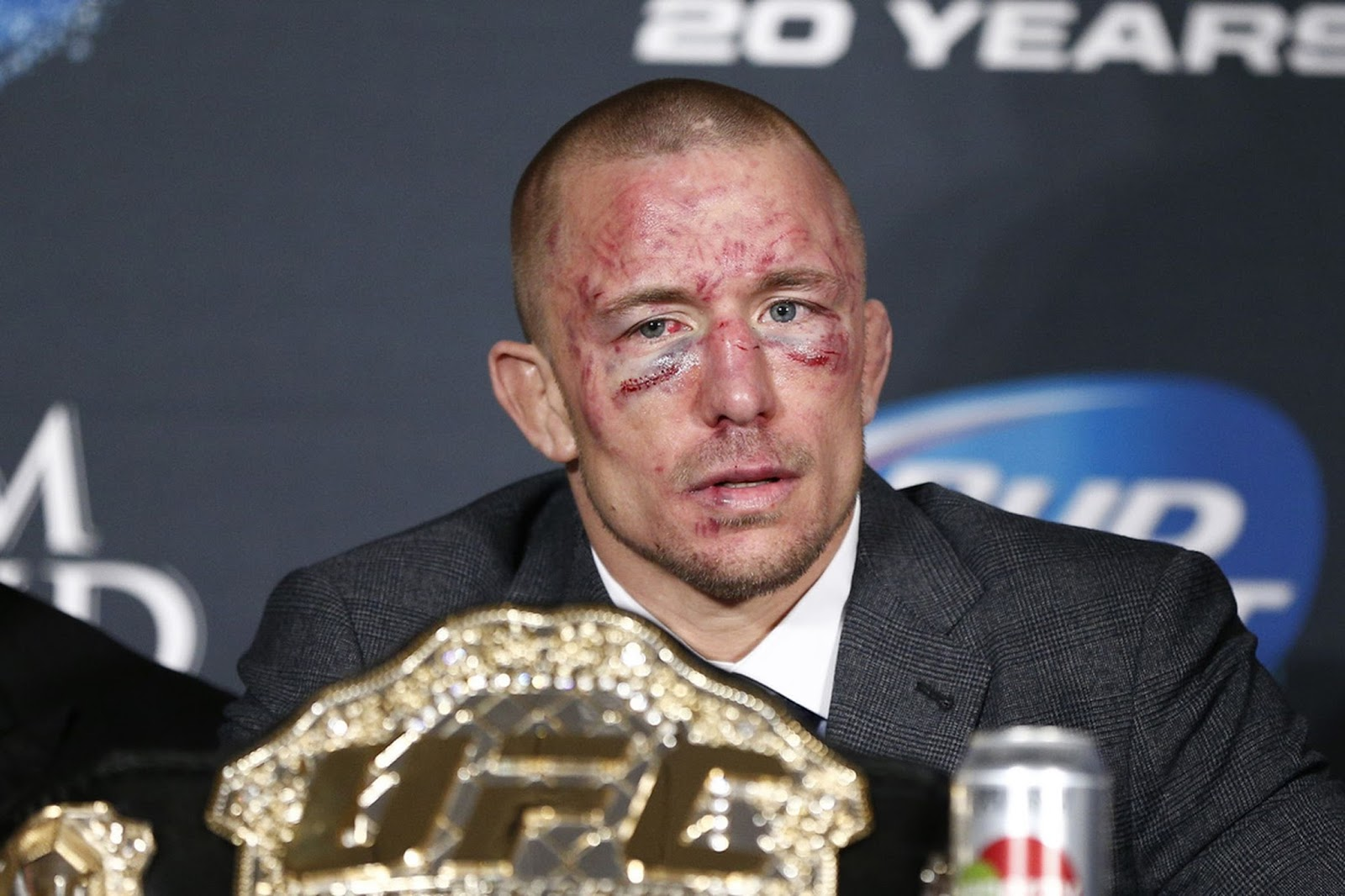GEORGES ST PIERRE 4