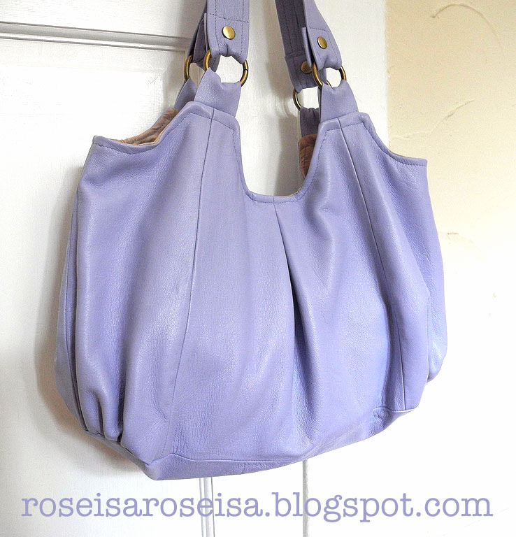 Sew A Leather Emmaline Bag Just Like Rose S