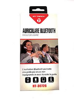 auricolare bluetooth  4.1 cuffia wirless on tenck