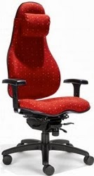 RFM Preferred Seating Multi Shift Chair 98950