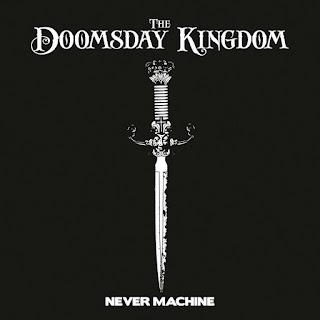 """Το lyric video των The Doomsday Kingdom για το τραγούδι """"The Sceptre"""" από το ep """"Never Machine"""""""