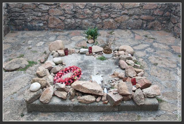 Cementerio de los ingleses Costa da Morte