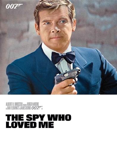 Ver 007: La espía que me amó (1977) Online