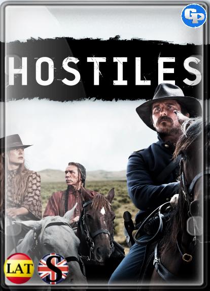 Hostiles: Violencia Americana (2017) HD 1080P LATINO/INGLES