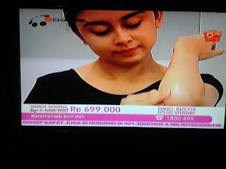Kualitas Gambar TV Digital Menggunakan Antena TV Model Parabola Mini 25