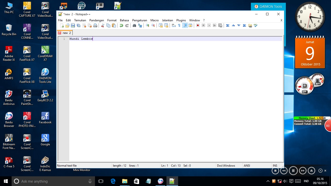 Download notepad++ gratis