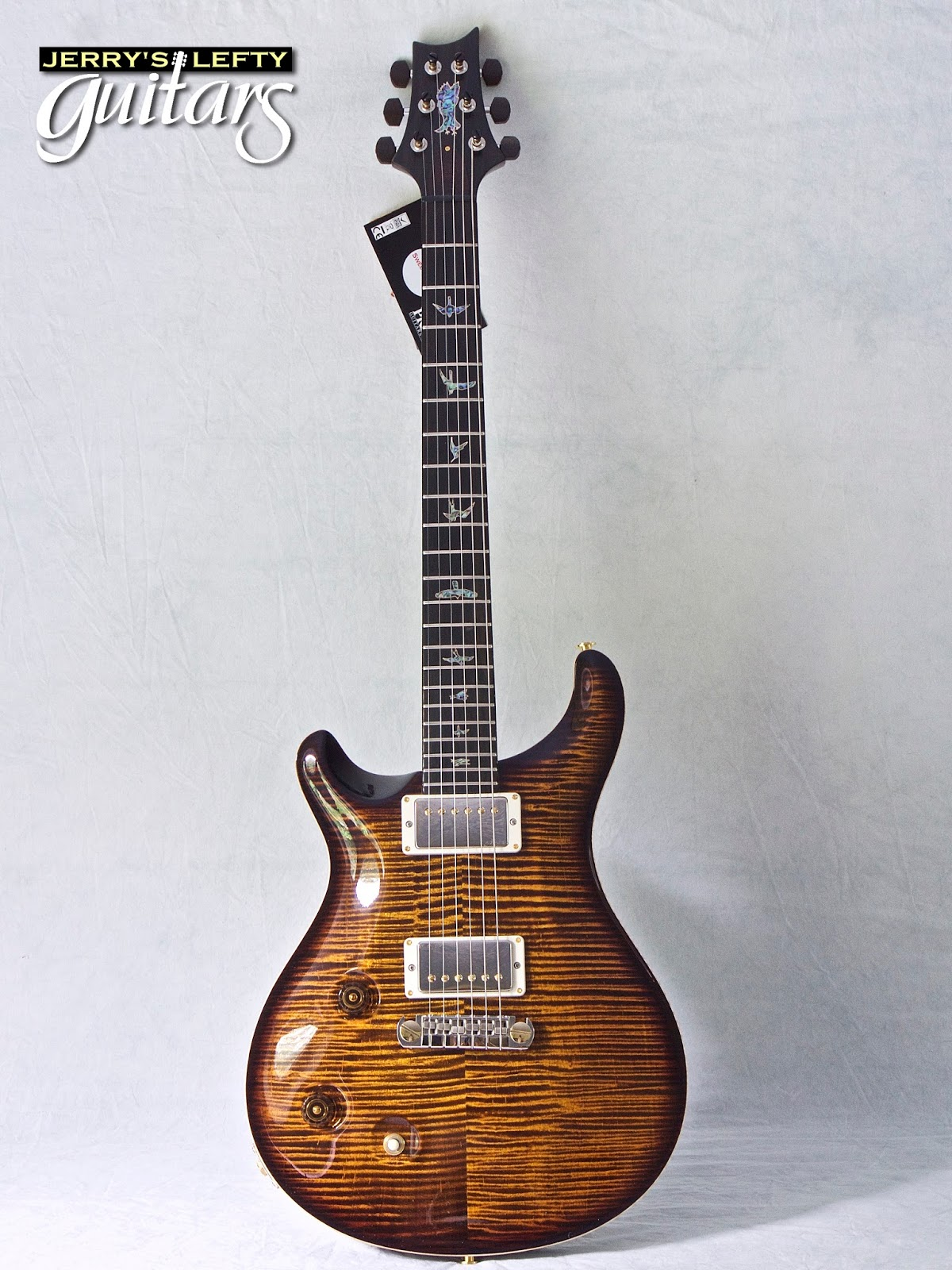 jerry 39 s lefty guitars newest guitar arrivals updated weekly 2013 prs private stock custom 22. Black Bedroom Furniture Sets. Home Design Ideas