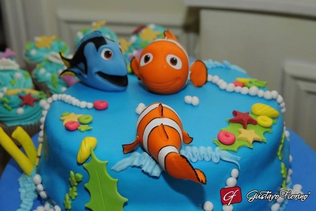Decoracion Mesa De Nemo