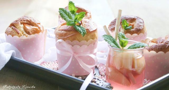 babeczki, muffiny, muffins, applemuffin, z jabłkami, daylicooking, Małgorzata Kijowska