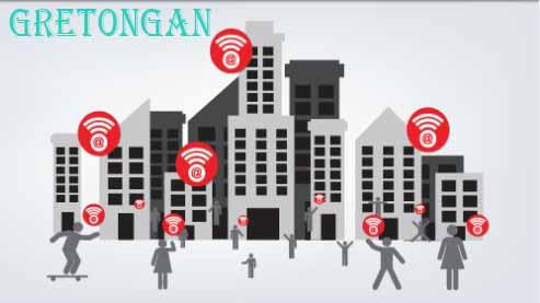 Situs Bagi Bagi Akun Wifi.id Tiap Hari Unlimited Sepuasnya