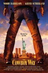 Vaqueros de Nueva York (1994) accion con Kiefer Sutherland