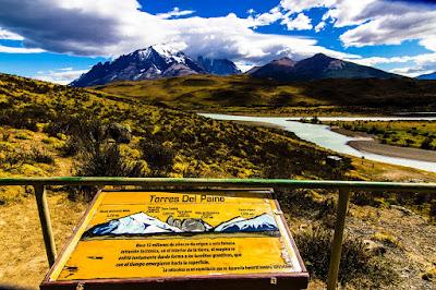 Porteria Laguna Amarga Torres del Paine