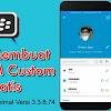 Cara Membuat Costum PIN BBM Atas Nama Sendiri Gratis Selamanya | Di Android