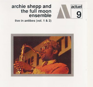 Archie Shepp, Live in Antibes