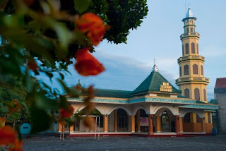 masjid pathok negoro babadan baru sleman