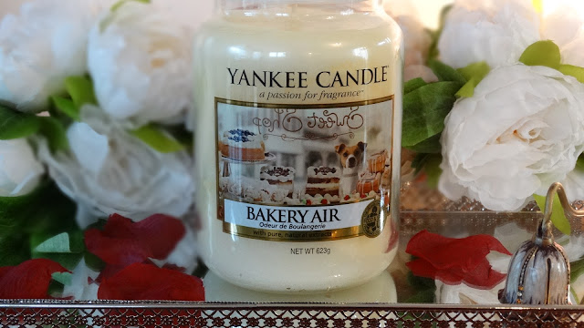 avis Bakery Air de Yankee Candle