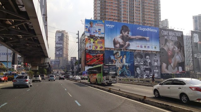 Top 5 Outdoor Advertising Companies in the Philippines - 2014