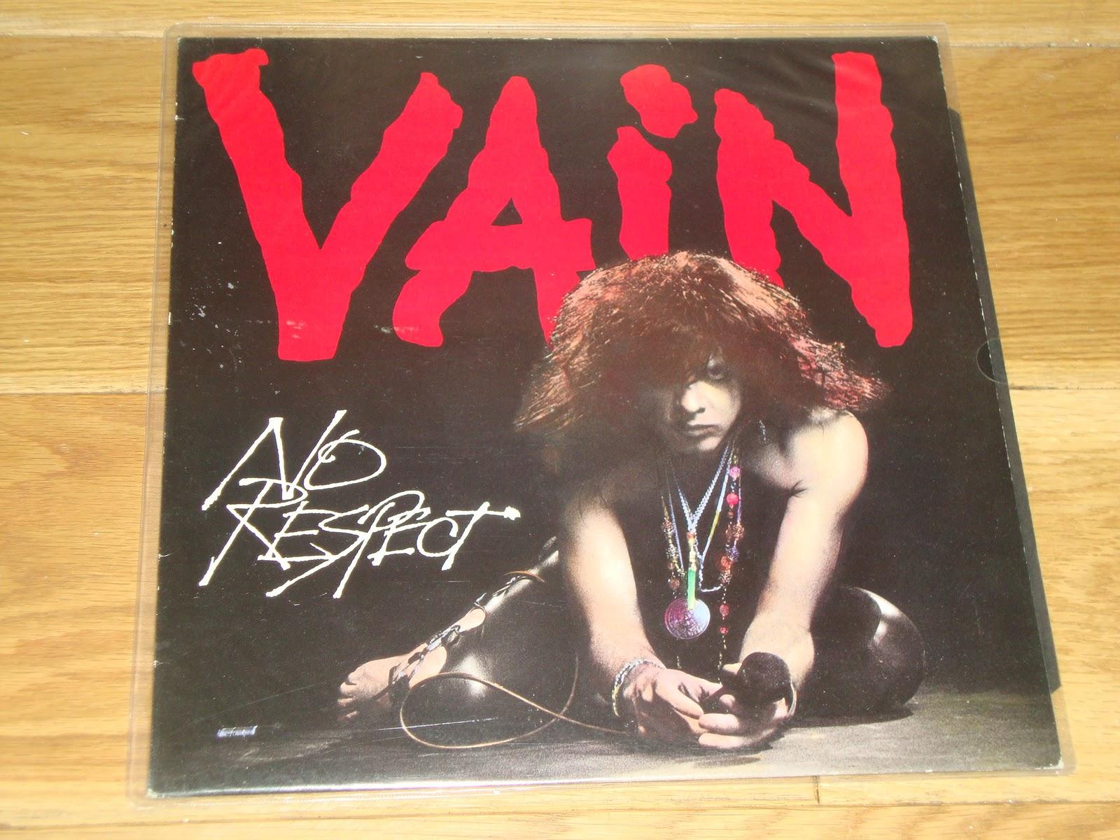 Back To Vinyl Vain No Respect