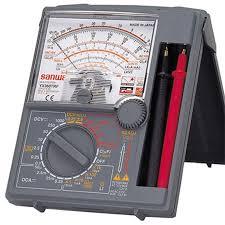 Jual Sanwa Multimeter Yx360trf Manual Harga Murah