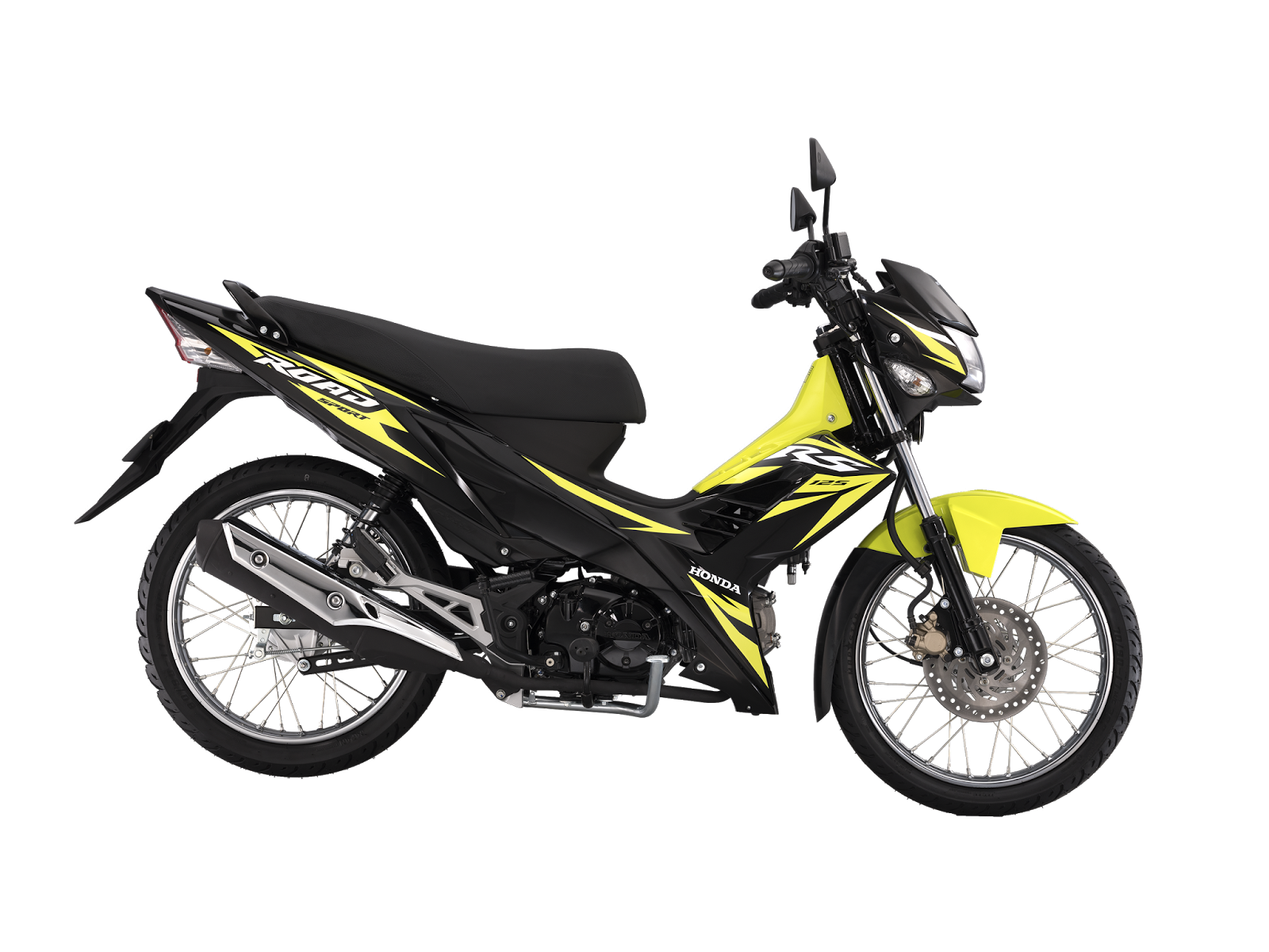 All New Honda Zoomer-X, XRM 125 Fi and RS 125 Fi | Motoph