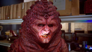 Classic villains Zygons terrorize Earth in Doctor Who: Day of the Doctor