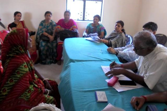 अधिकारियों ने किया गर्भाशय मामले की जांच
