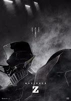 Visual ufficiale per Mazinger Z