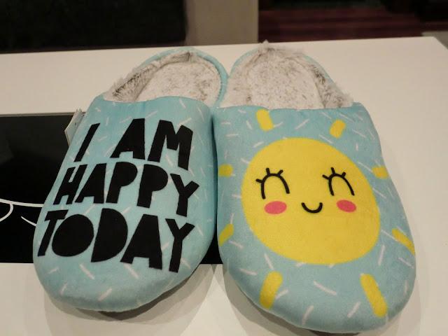 Zapatilla de casa para unos pies felices
