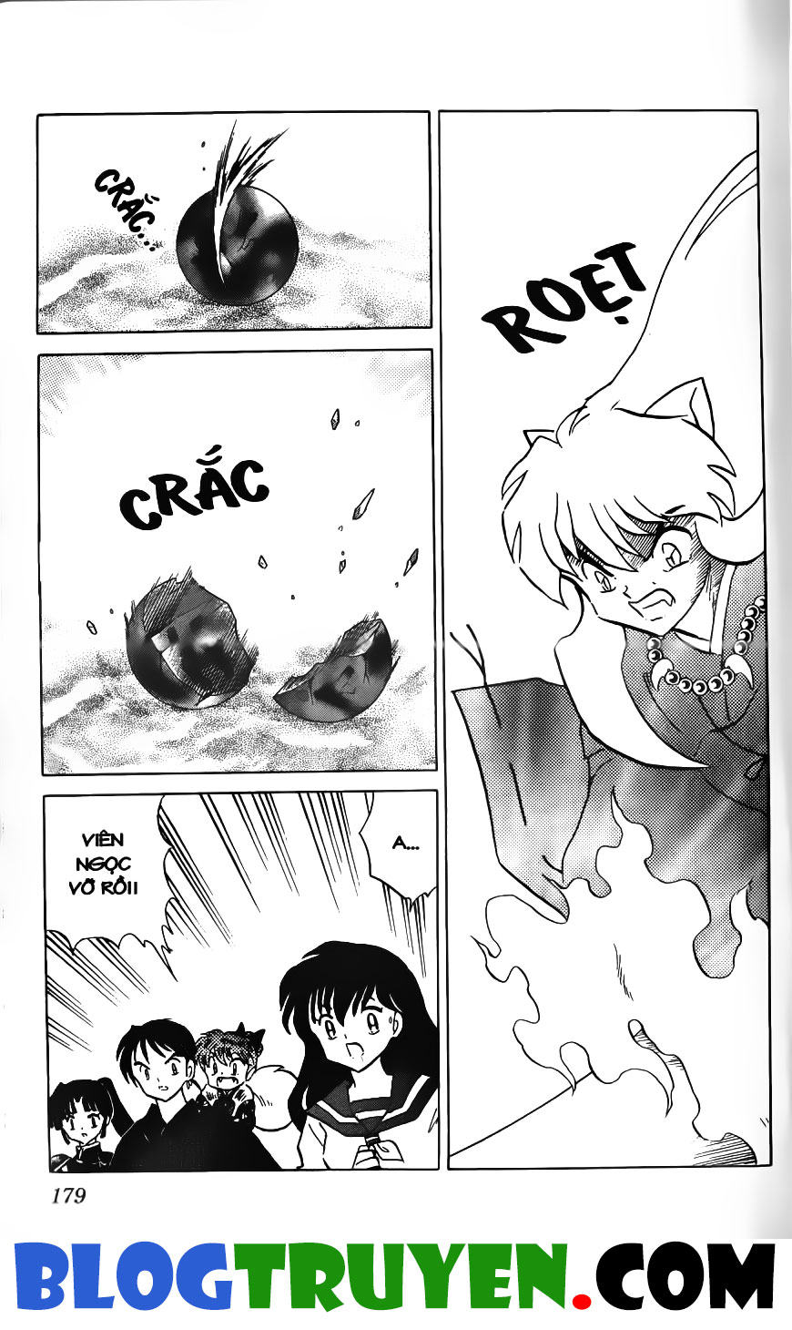 Inuyasha vol 22.10 trang 14