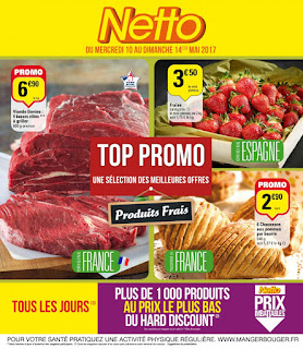 Catalogue Netto 10 au 14 Mai 2017