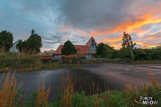 今はなき、「山口ニュージーランド村」の美しい廃墟写真8枚【art】
