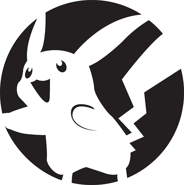 Free printable pokemon pumking carving stencils