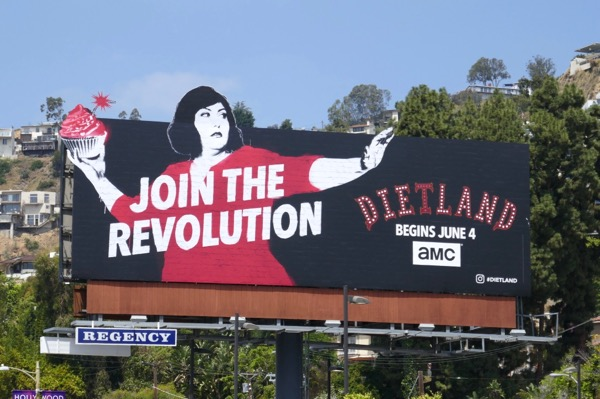 Dietland series premiere billboard