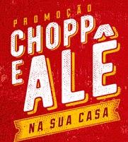 Promoção Chopp Brahma 2016 E Alê Na Sua Casa