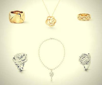 Joias Chanel - Chanel Jewelry - Joalherias Famosas