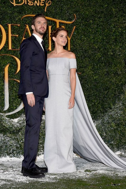 Emma Watson et Dan Stevens