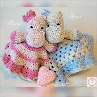 http://amigurumislandia.blogspot.com.ar/2018/12/amigurumi-reina-y-ares-hipopotamos-tarturumies.html